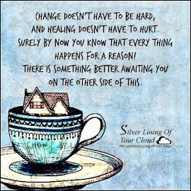 Poignant teacup