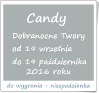 """candy w """" Dobranocne Twoty"""""""