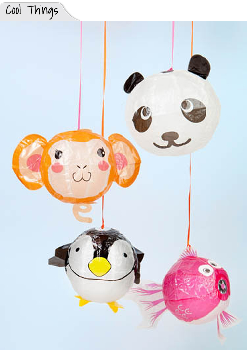 Cool things file japanese paper balloons the vault files for Cool things to do with a balloon