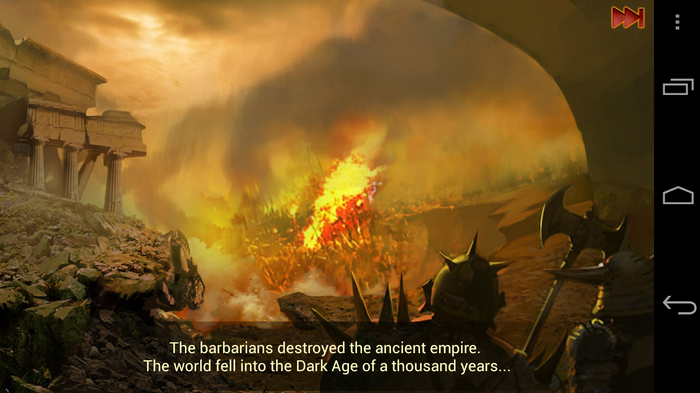 Android Age of Warring Empire Apk resimi 9