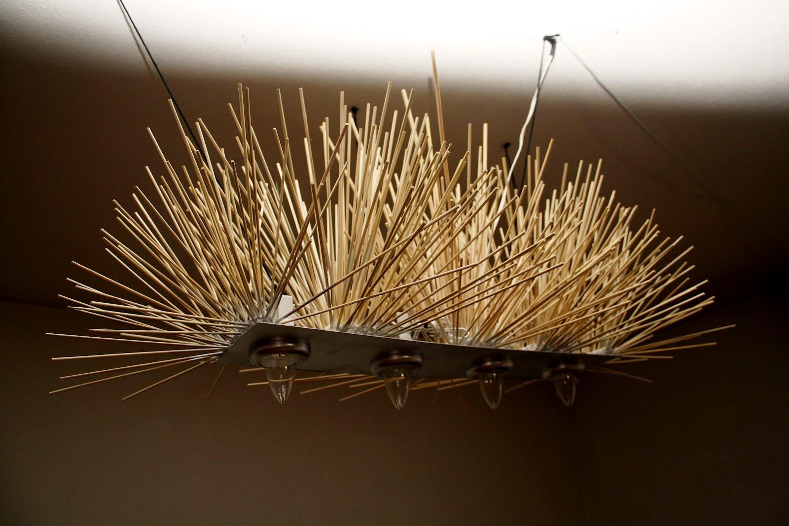 Naifandtastic decoraci n craft hecho a mano - Lamparas de techo hechas en casa ...