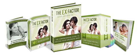 The ex factor system by brad browning