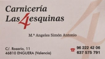 En Enguera, tu carniceria es.....