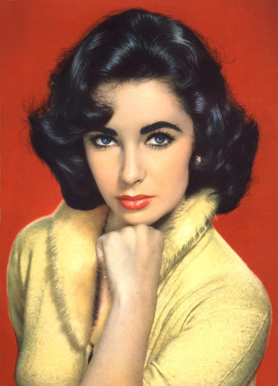 Elizabeth Taylor on 2010 12 01 Archive