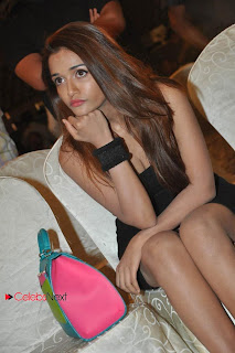 Anaika  Picture Gallery in Black Short Dress at Satya 2 Movie Trailer Launch  0021.jpg