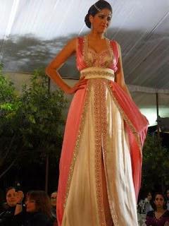 robe orientale pour mariage - Robes Orientales Mariage