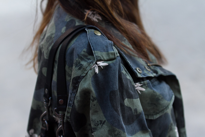 Tendencias estampado militar
