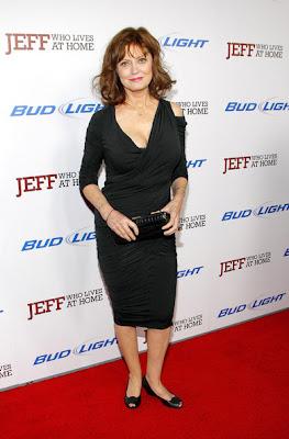 Susan Sarandon Little Black Dress
