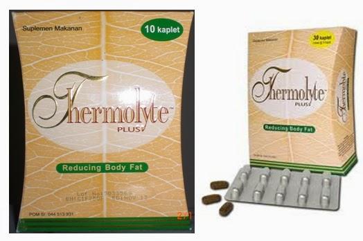 Thermolyte Plus Obat Penurun Berat Badan
