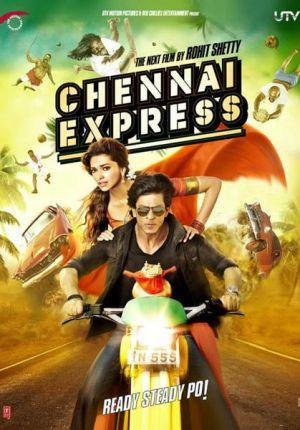 Sinopsis Chennai Express - Film Shahrukh Khan Terbaru