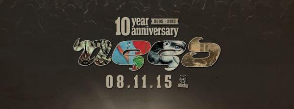 NEED: Κυριακή 8 Νοεμβρίου, 10 year anniversary live @ KooKoo Live Music Bar
