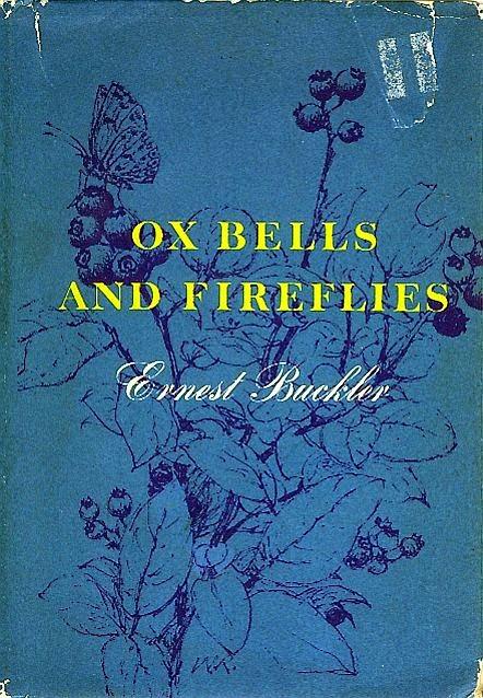 oxbells and fireflies buckler ernest