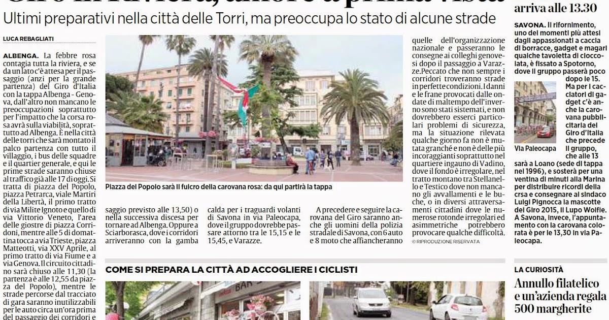 Alassiofutura savona albenga giro d 39 italia in riviera for Diretta da montecitorio