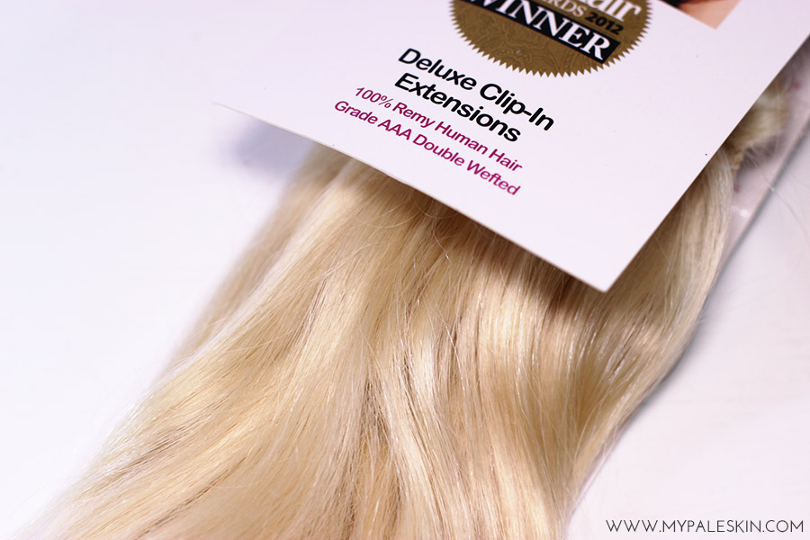 Beauty Works Deluxe Clip In Hair Extensions  Review #613 #60