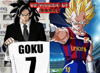 Un Mundo De Raros: Oliver y Benji (Captain Tsubasa) Shaolin Soccer Mui
