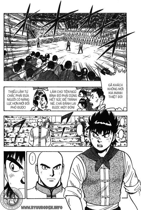 Hoàng Phi Hồng Phần 4 chap 51 Trang 8