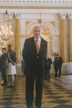 Alojzy Józekowski na Zamku Królewskim 2010