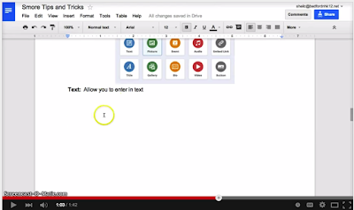 how to show page breaks in google docs