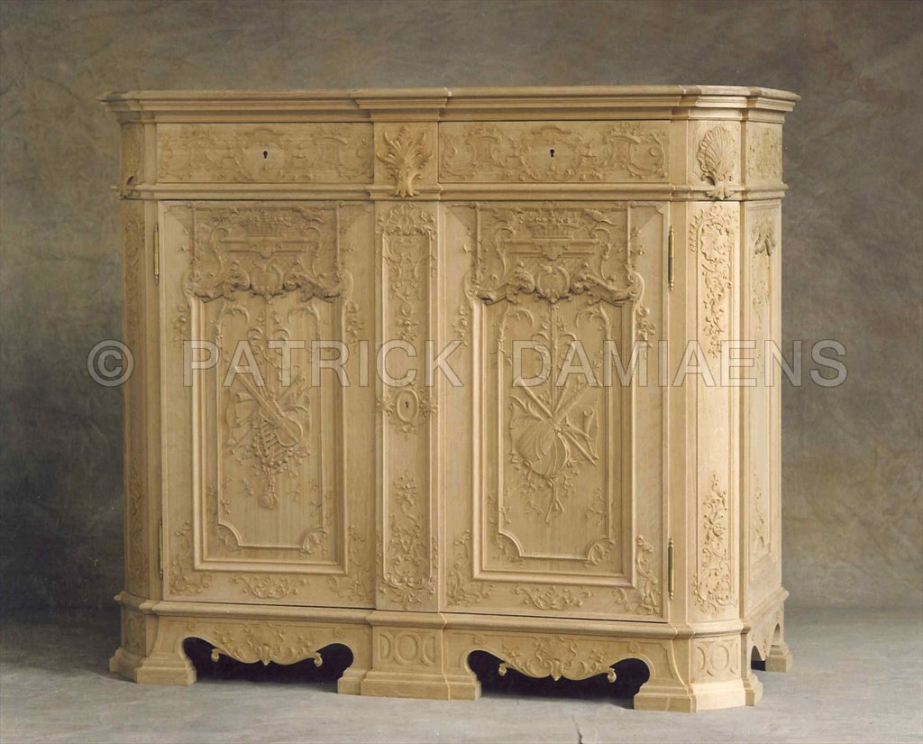 ornamentschnitzer patrick damiaens aachener stilm bel l tticher stilm bel reproduction. Black Bedroom Furniture Sets. Home Design Ideas