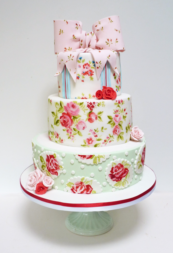 wedding photos cakes shabby chic