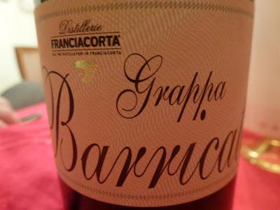 Grappa Barricata Distillerie FRANCIACORTA