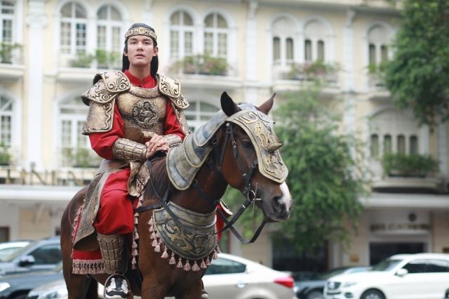 Hình ảnh phim Lục Vân Tiên: Tuyệt Đỉnh Kung Fu