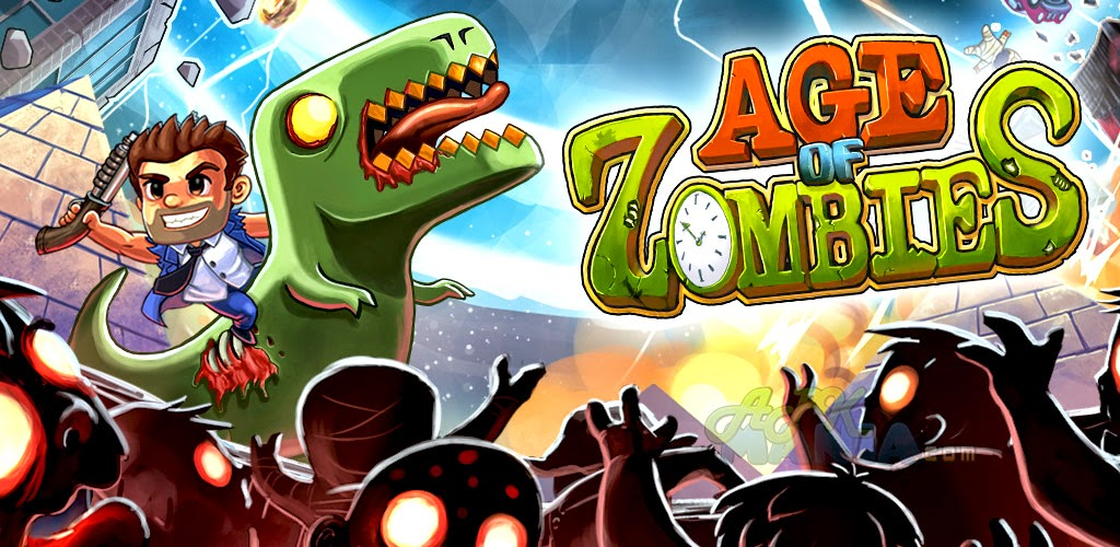 Download Age of Zombies Apk