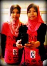 my twin + sista + bFF