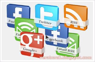Социальные иконки