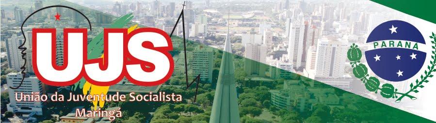 União da Juventude Socialista de Maringá - UJS