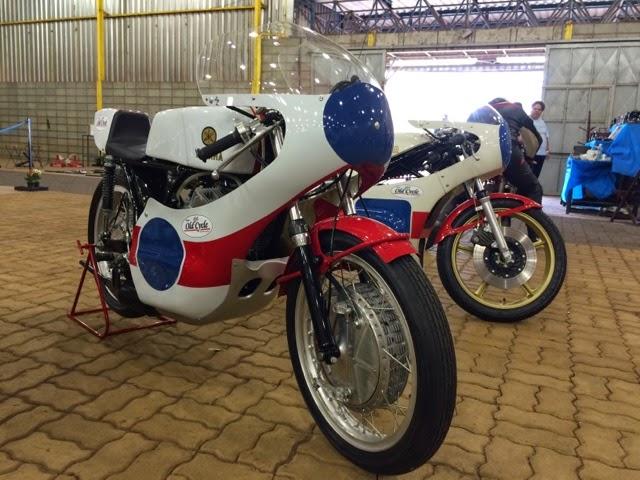 blogger image  66298094 - Exposição das motos clássicas PNT em Barra Bonita