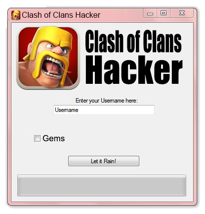 Clash OF Clans Hack 2013 Free Download - DOWNLOAD FREE HACK