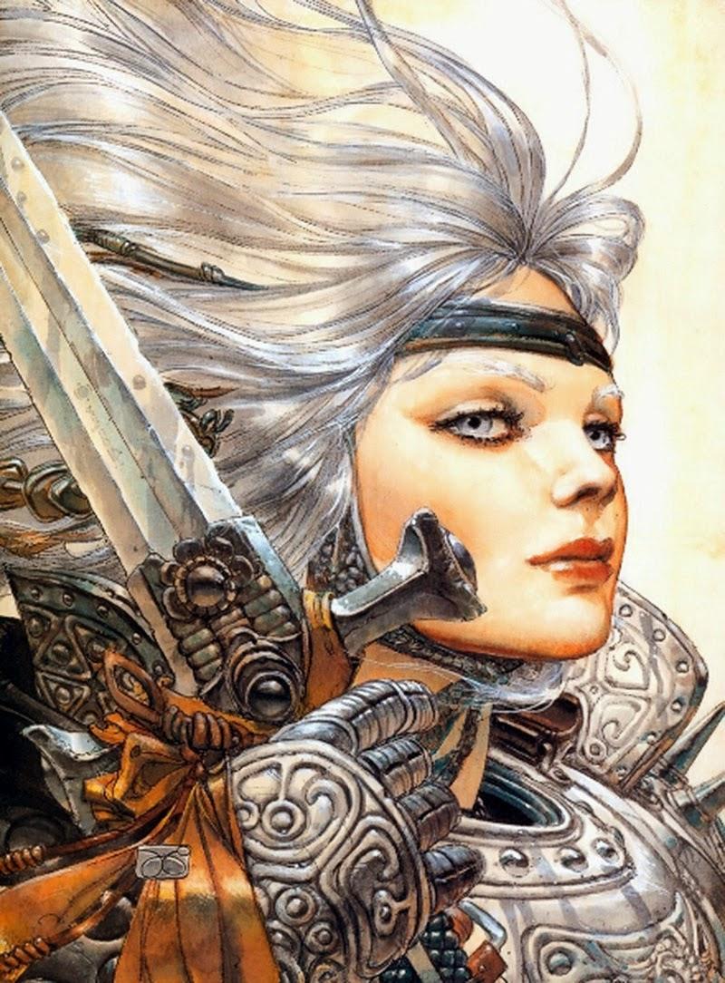 Warrior of selune nude vids