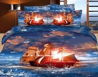 صدق او لا تصدق....مفارش السرير ثلاثية الأبعاد - شراشف سرير ملائات ملائه - 3d bed sheets