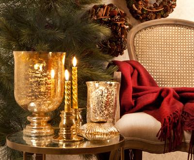 Zara Home adornos de Navidad 2012