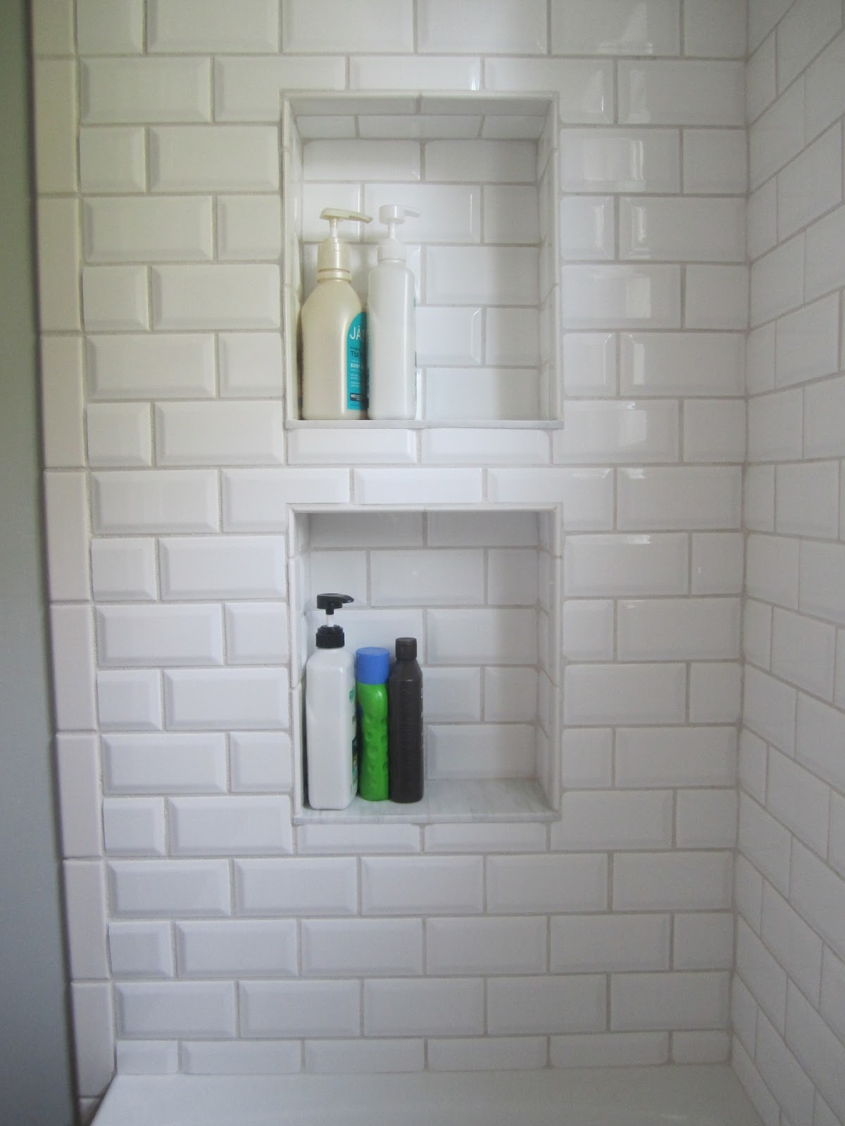 June 2013 courtney scrabeck How to tile a shower