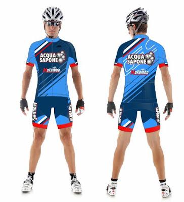 Grupeta hospisport 2003 dise o ropa ciclista for Ropa de diseno online