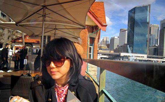 Foto Seksi Prilla Kinanti HOT