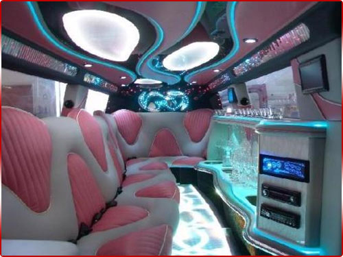 The Top Cars Ever Pink Hummer Limousine Offer Unique