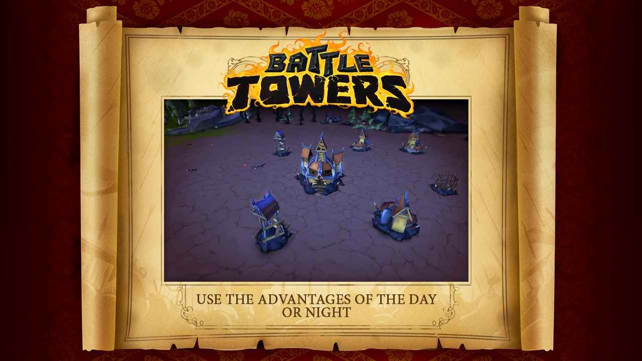 Battle Towers Full Apk İndir