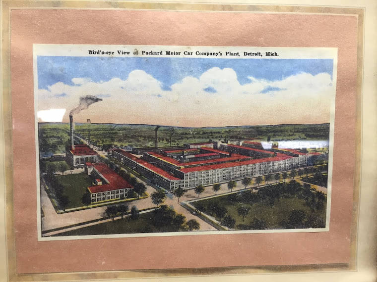 Packard Factory Picture ~