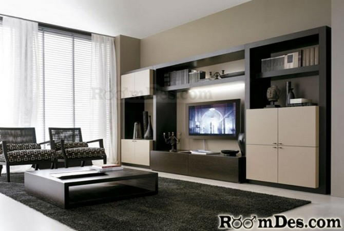 Living Room Furniture Ideas with TV