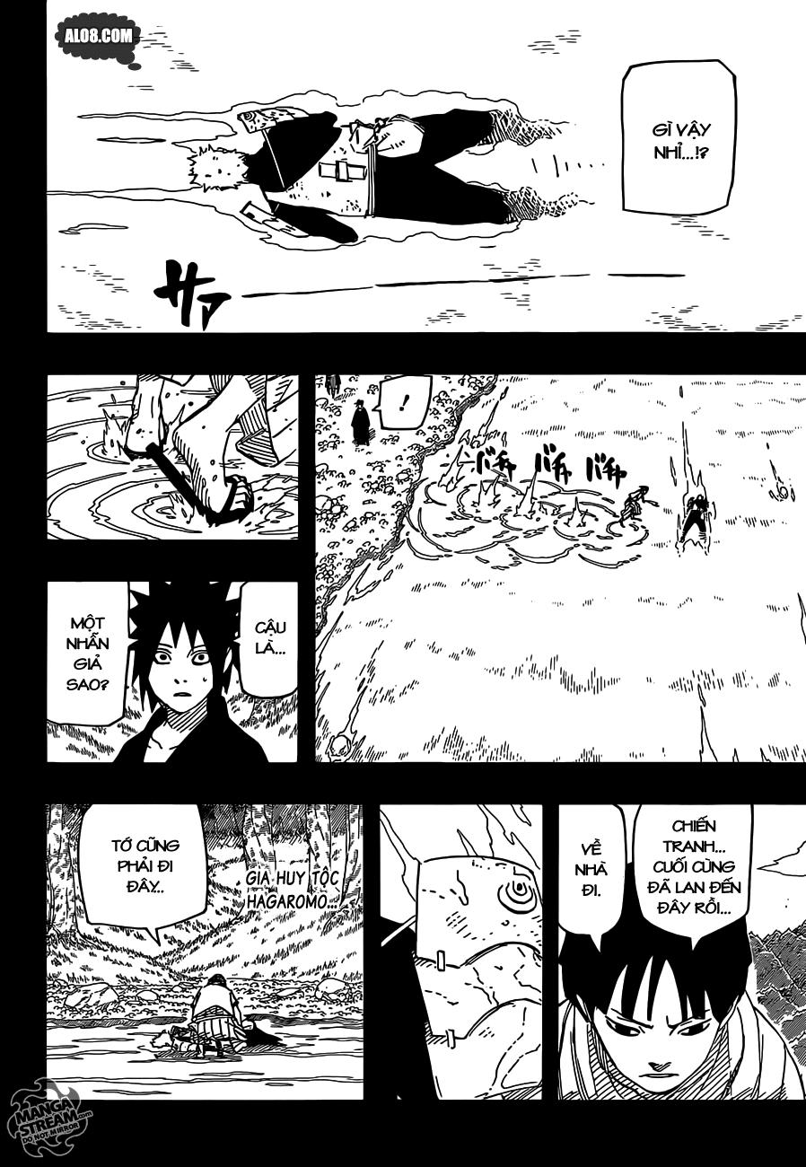 Naruto chap 622 Trang 4 - Mangak.info