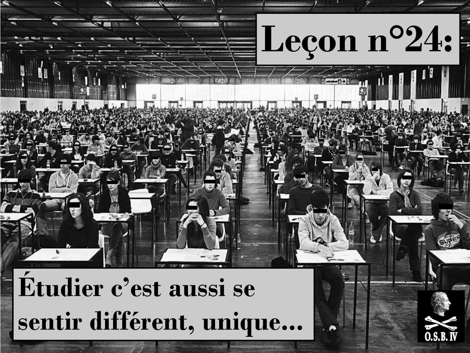 Leçon 24