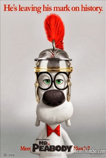 Cuộc Phiêu Lưu Của Mr. Peabody Và Cậu Bé Sherman - Mr. Peabody & Sherman