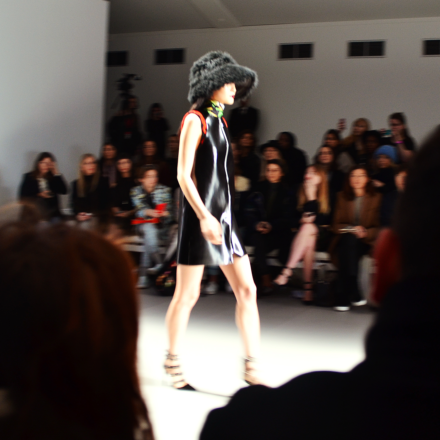 LFW AW15: DAY FIVE: ASHLEY WILLIAMS, H BY HAKAAN, LONDON FASHION WEEK A/W15 STEPHI LAREINE