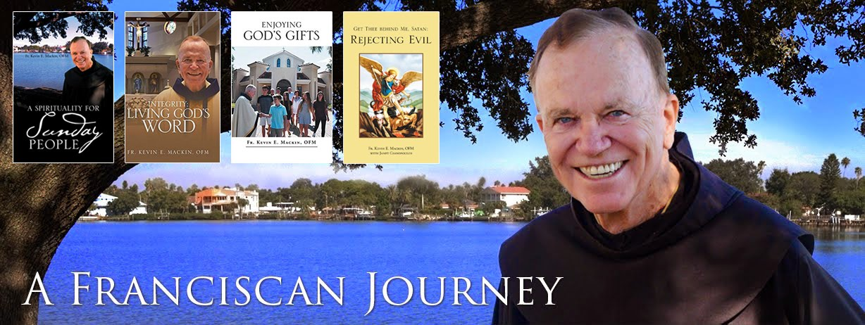 "<a href=""https://tinyurl.com/frkevinsbooks"">A Franciscan Journey</a>"