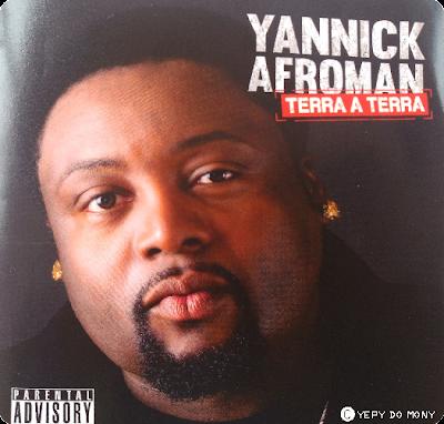Yannick Afroman - Terra a Terra (Álbum 2013)