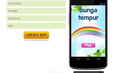 Cara membuat aplikasi Android tidak pake coding langsung jadi cepatdan praktis