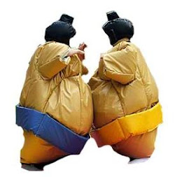 Sumo Suit Hire Brisbane